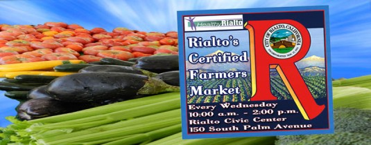 Rialto Farmers Market