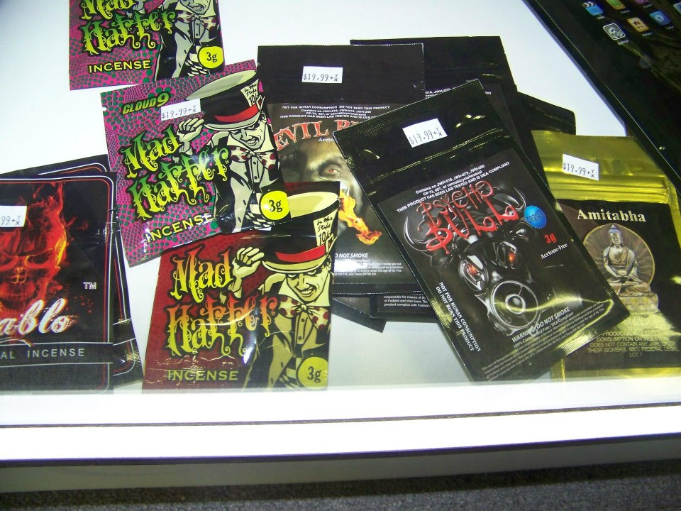 Rialto PD Effort to remove Synthetic Drugs From Local Smoke Shop