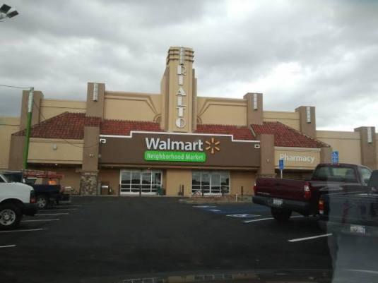 Walmart Rialto Neigh