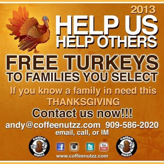 Coffee Nutzz Turkey