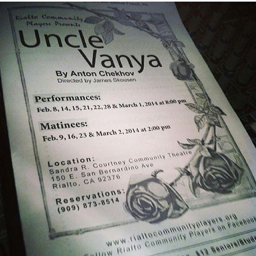 Uncle Vayana