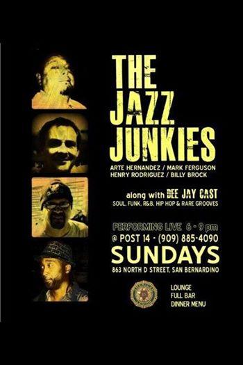 American Legion Jazz Junkies