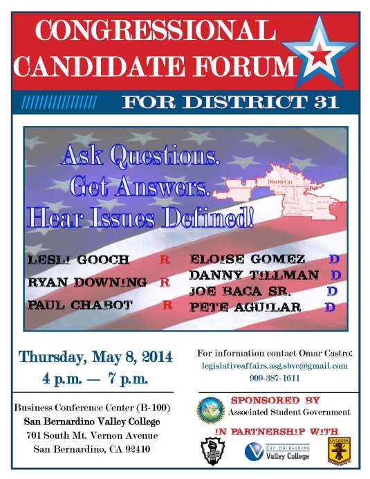 Debate Flyer