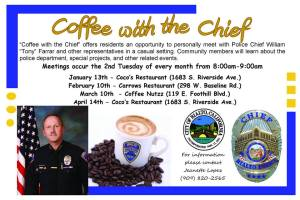 Coffee chief 2015 image