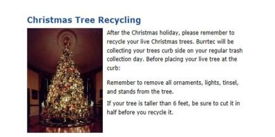 Tree Recy