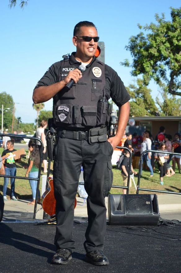 Let's Talk Community Radio Show Will Have Guest Cpl Marquez