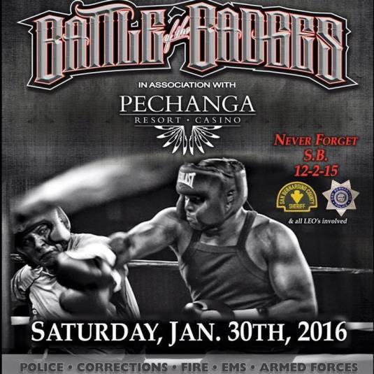 Battle of the Badges 2016