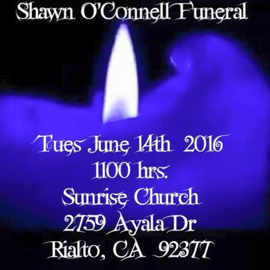 Shawn Memorial