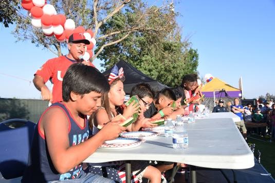 rialto 4th eating contest baca