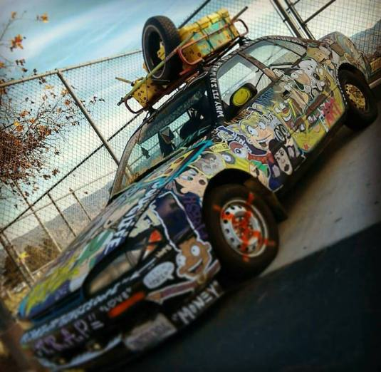 larry car