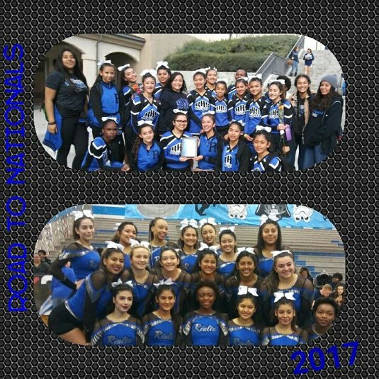 Congratulations to both our varsity and junior varsity competition teams. They will both be heading to nationals in March!